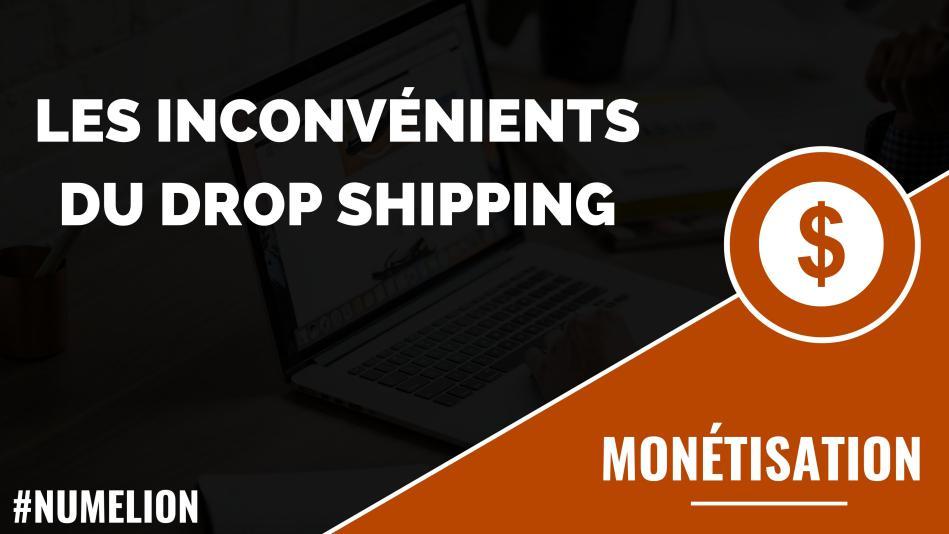 Les inconvénients du Drop Shipping