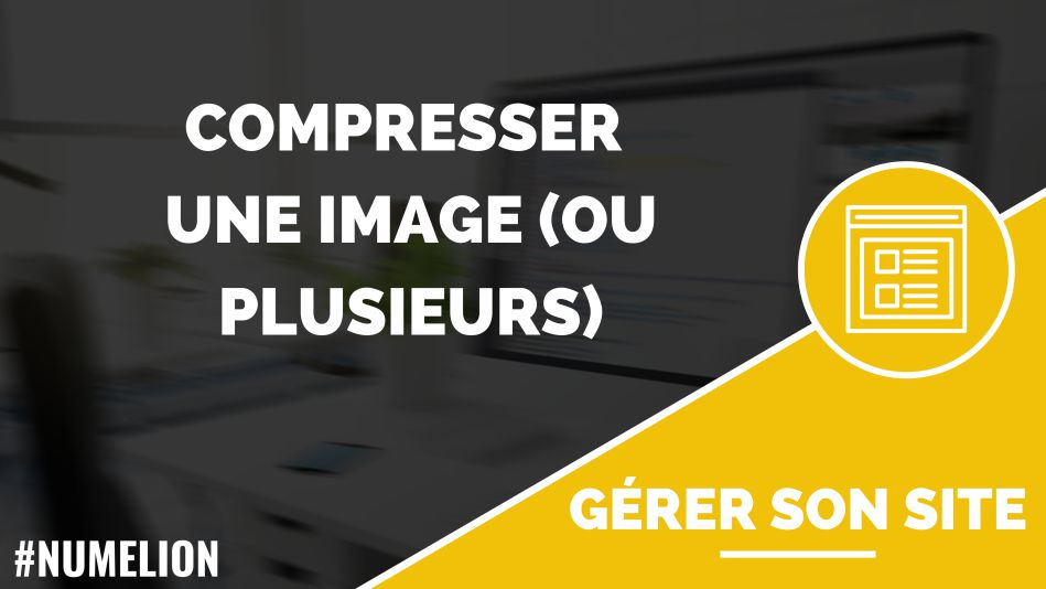 Compresser une image avec Caesium